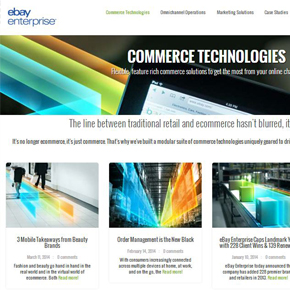 eBay Enterprise - We Drive the world of Commerce. Commerce drives the world