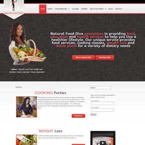 Natural Food Diva - Award Winning Dietician based in New York & London